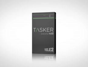 "TELE2 ""Tasker"" product video presentation"