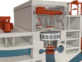 Lietuvos energija – elektrinių 3D modeliai