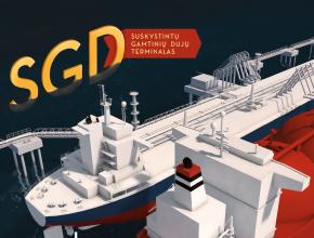 SGD terminalas Klaipėdoje – Prezentacija